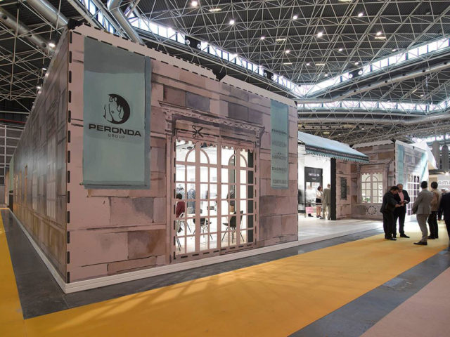 Arquitectura efímera para ferias, eventos, congresos